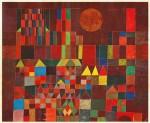 Живопись | Пауль Клее | Castle And Sun, 1928