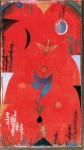 Живопись | Пауль Клее | Flower Myth, 1918