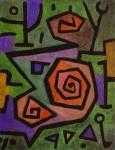 Живопись | Пауль Клее | Heroic Roses, 1938