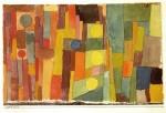 Живопись | Пауль Клее | In The Style Of Kairouan, 1914