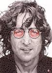 Живопись | Пол Норманселл | Джон Леннон