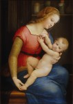 Живопись | Рафаэль Санти | Мадонна Орлеанская, 1506-07