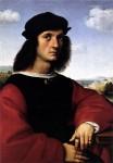Живопись | Рафаэль Санти | Портрет Аньоло Дони, 1506