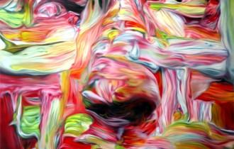 Смешение красок Стефана Балё