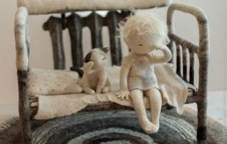 Ирина Андреева. Валяные Скульптуры