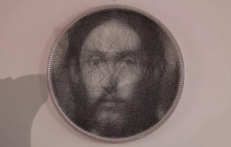 Портрет Эль Греко Из Ниток
