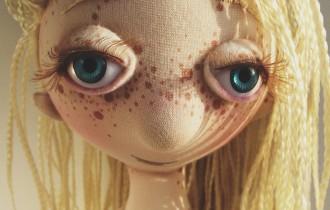 «Букашка Даша» И Куклы