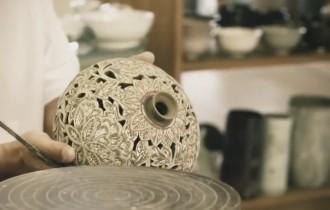 Керамика                                Ким Сонг Тэ