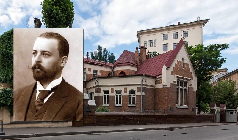Шехтель — звезда русской архитектуры