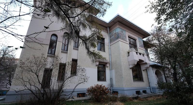 Взгляд изнутри: особняк Рябушинского