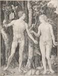 Живопись | Альбрехт Дюрер | Адам и Ева, 1504