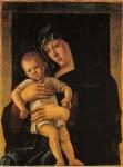 Живопись   Джованни Беллини   Греческая мадонна,  1450-60