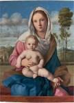 Живопись | Джованни Беллини | Мадонна и младенец, 1508