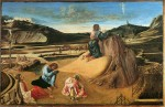 Живопись | Джованни Беллини | Моление о чаше, около 1455