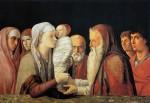 Живопись | Джованни Беллини | Принесение во храм, 1460-е