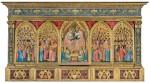 Живопись | Джотто | Полиптих Барончелли, около 1334