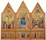 Живопись | Джотто | Триптих Стефанески, Лицевая сторона, около 1330 г.