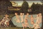 Живопись | Лукас Кранах Старший | Диана И Актеон, 1519