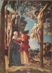 Живопись | Лукас Кранах Старший | Распятие, 1503