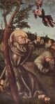 Живопись | Лукас Кранах Старший | Стигматизация Св. Франциска, 1502