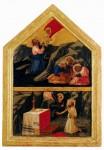 Живопись | Мазаччо | Моление о чаше, около 1426