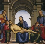 Живопись | Перуджино | Пьета, 1494-95