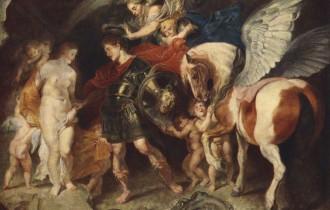 Рубенс               Персей И Андромеда