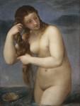 Живопись | Тициан Вечеллио | Венера Анадиомена, 1520