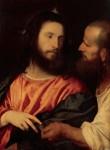 Живопись | Тициан Вечеллио | Динарий кесаря, 1516