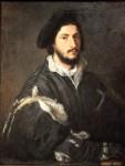Живопись | Тициан Вечеллио | Портрет Томмазо Мости, 1520