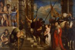 Живопись | Тициан Вечеллио | Се человек, 1543