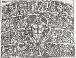 Иллюстрация | Сандро Боттичелли | «Божественная Комедия»