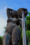 Скульптура   Парк Чен-гел