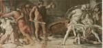 Фреска | Аннибале Карраччи | Легенда о Персее, 1603-04