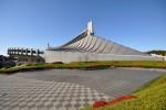 Архитектура | Тангэ Кэндзо | Олимпийский центр в Токио