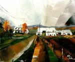 Живопись | Альбини Леблан