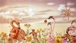 Живопись | Андрей Горенков | Сад тысячи видов весны