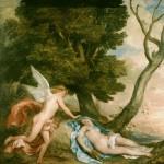 Живопись | Антонис ван Дейк | Амур И Психея, 1639-40
