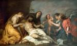 Живопись | Антонис ван Дейк | Оплакивание Христа, 1634-40