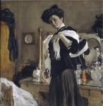 Живопись | Валентин Серов | Г. Л. Гиршман, 1907
