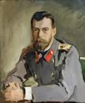 Живопись | Валентин Серов | Николай II, 1902