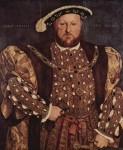 Живопись | Ганс Гольбейн Младший | Портрет Генриха VIII, 1539-40