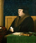Живопись | Ганс Гольбейн Младший | Портрет Томаса Кромвеля, 1532