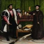 Живопись | Ганс Гольбейн Младший | Послы, 1533