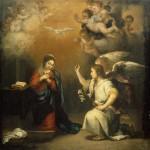 Живопись | Мурильо | Благовещенье, 1660-80