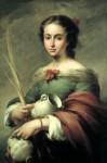 Живопись | Мурильо | Св. Руфь, 1665