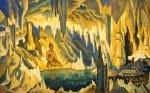 Живопись | Николай Рерих | Будда Победитель, 1925