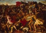 Живопись | Никола Пуссен | Битва Израильтян с Амалекитянами, 1625