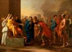 Живопись | Никола Пуссен | Воздержание Сципиона, 1640