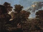 Живопись | Никола Пуссен | Времена Года | Весна (Земной Рай), 1660-64